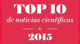 El 'top 10' de noticias científicas de Scientific American de 2015