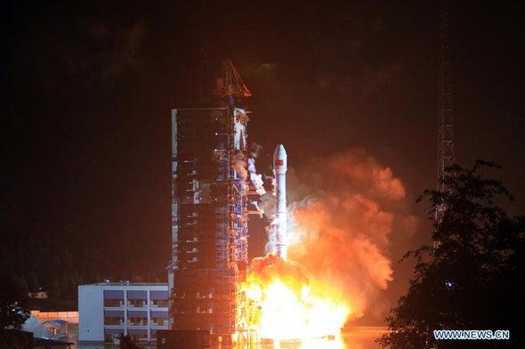 El gran año de China en el espacio genera entusiasmo y especulación