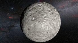 Descubren inesperados cambios en los puntos brillantes de Ceres