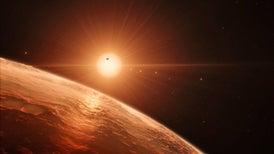 Un sistema extrasolar esconde siete mundos donde buscar vida