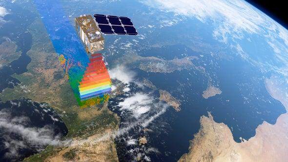 Europa pone en órbita un satélite de vigilancia ambiental