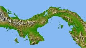 Geología de Costa Rica y Panamá da una pista sobre cómo se formó la corteza continental