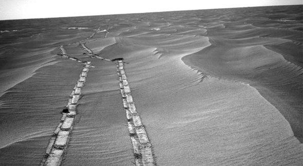 La NASA evalúa un nuevo enfoque para la exploración de Marte
