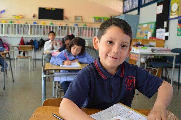 Los niños con déficit atencional necesitan moverse para aprender