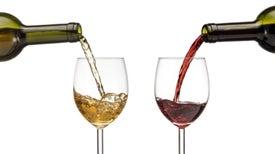 El tamaño de la copa influye en el consumo de vino
