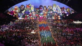 Inauguración de los Juegos Olímpicos puso el foco sobre el cambio climático
