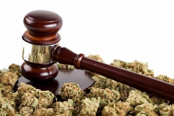 Si espera por una prueba de aliento para la marihuana, mejor espere sentado
