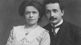 La vida olvidada de la primera esposa de Einstein