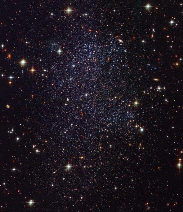 El universo tiene diez veces más galaxias de las que se pensaba