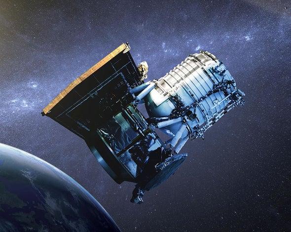 El telescopio WISE no halla indicios de civilizaciones extraterrestres en el universo cercano