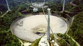 El radiotelescopio más grande del mundo se enfrenta a un futuro incierto
