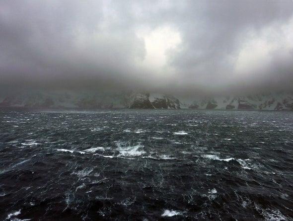 El océano Antártico podría dejar de ayudar a retrasar el calentamiento global