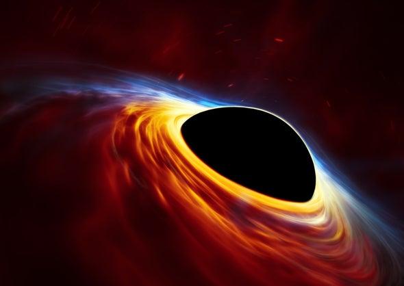 Estrella consumida por agujero negro es uno de los fenómenos más brillantes jamás registrados