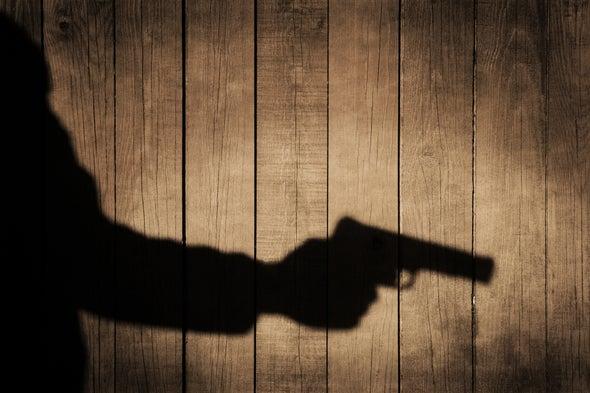 La violencia con armas de fuego se estudia menos que otras de las principales causas de muerte