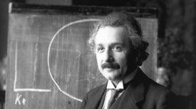 Los documentos de Albert Einstein a un solo clic