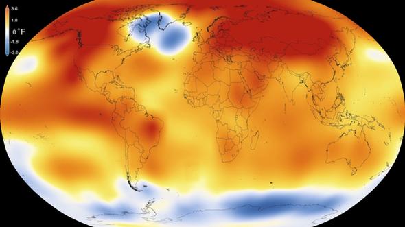 Limitar el calentamiento del planeta a 1,5°C es crucial, pero no va a ser fácil