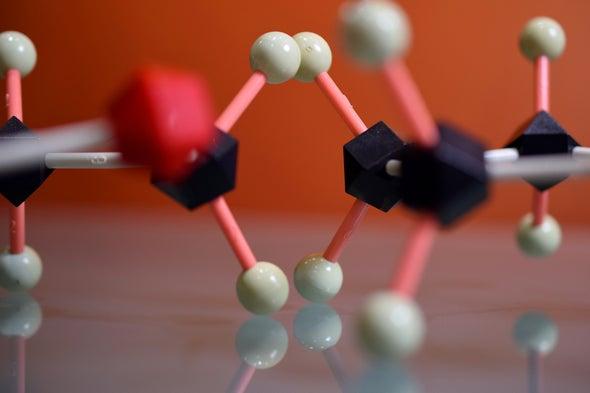 Confirman la existencia de nuevo tipo de enlace químico