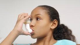 Los niños asmáticos que padecen estrés tienen más eventos nocturnos