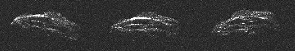 Observatorio de Arecibo avista un extraño asteroide