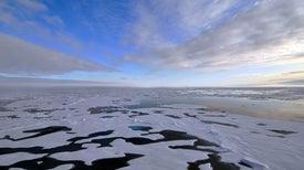 El Ártico se está volviendo loco