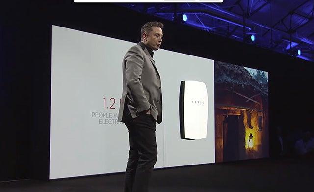 ¿Cambiará el mercado de la energía la nueva batería de Tesla para el hogar?