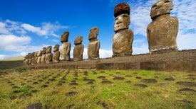 Las causas de la deforestación de la Isla de Pascua no fueron solo antropogénicas
