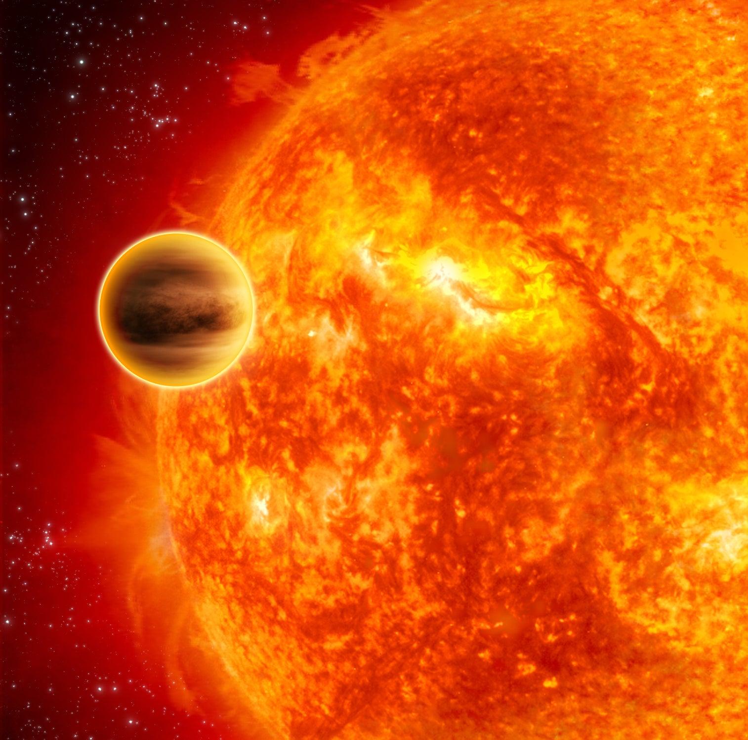 En La Búsqueda De Planetas Habitables Fuera Del Sistema Solar Scientific American Español