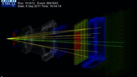 Dos aceleradores hallan partículas que podrían romper las leyes conocidas de la física