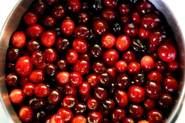 zumo de arandanos rojos para la infeccion de orina