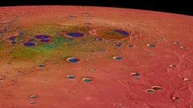 Sonda de NASA obtiene las mejores imágenes de las 'cicatrices' de Mercurio