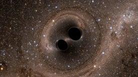 Descubrimientos de LIGO ayudarán a los científicos a hacer autopsias estelares de agujeros negros en colisión