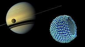 Compuesto químico resistente a bajas temperaturas podría permitir la vida en Titán
