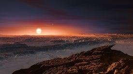 Sí, descubrimos un planeta girando alrededor de la estrella más cercana, pero...