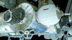 Estación Espacial Internacional acopla con éxito una habitación inflable [con vídeo]