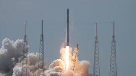 El accidente del cohete de SpaceX amenaza los vuelos espaciales comerciales