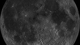La Luna se formó por la unión de varias 'lunitas', según un nuevo modelo