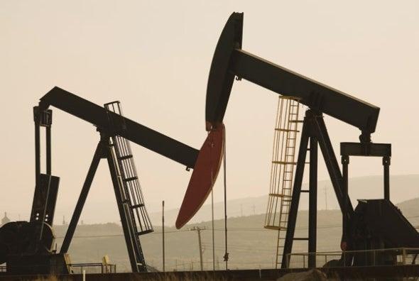 El petróleo barato dificulta la captura de carbono