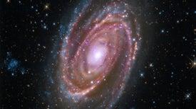 Misterioso resplandor en el centro de la Vía Láctea podría ser materia oscura o púlsares escondidos