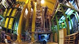 Encuentran nuevas partículas en el Gran Colisionador de Hadrones