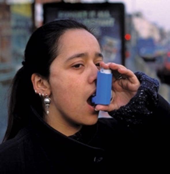 Los ataques de asma pueden ser provocados por creencias
