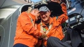 Solar Impulse logra el récord del vuelo más largo sin combustible