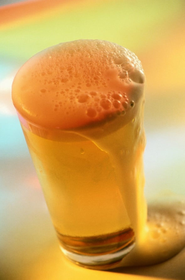 ¿Una bebida alcohólica al día puede mantener alejado al médico?