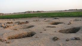 Nubios y egipcios tuvieron intercambio culturales durante el Nuevo Imperio