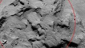 El módulo de aterrizaje Philae está estable en el cometa, por ahora