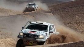 La otra cara del Rally Dakar: destrucción de patrimonio