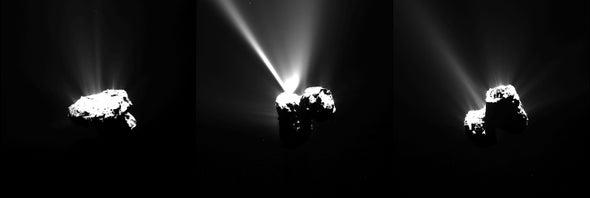 Un cometa en su punto más cercano al Sol