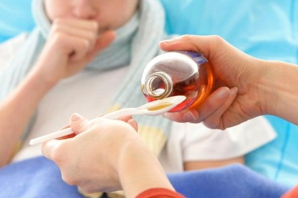 Advierten que la codeína no es segura para los niños