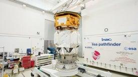 La misión LISA Pathfinder realiza sus últimos preparativos