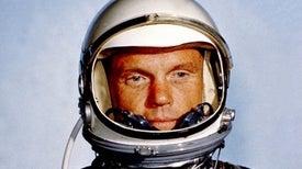 Mi viaje al espacio con John Glenn