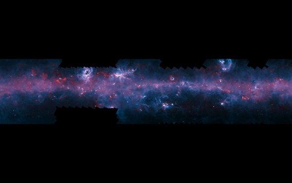 Telescopio chileno obtiene nuevo mapa de la Vía Láctea [con vídeo]